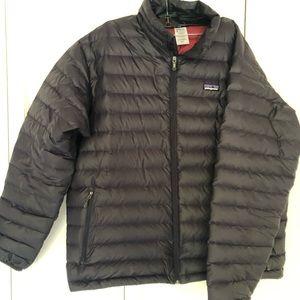 Men's Patagonia down jacket